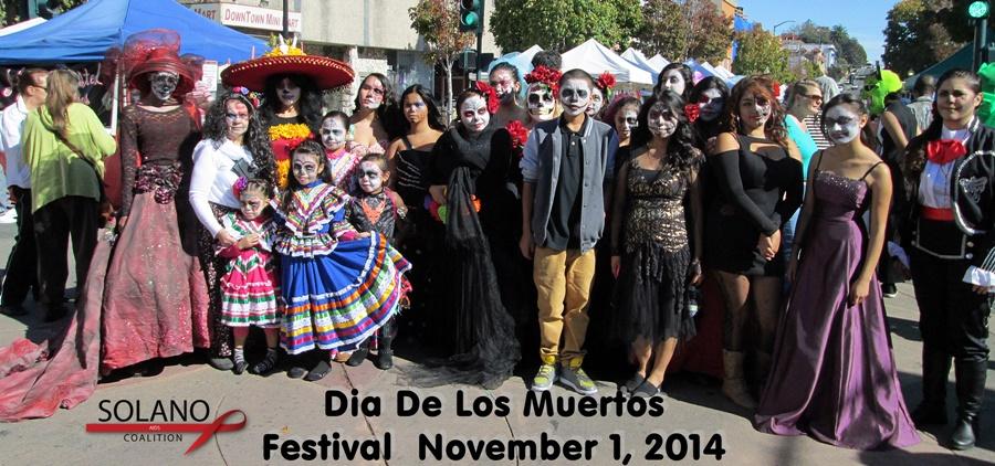 Dia de Los Muertos Vallejo Ca 11/1/2014
