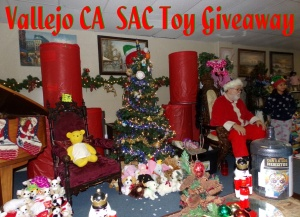 Toy Give Away @ Immersive Learning Center