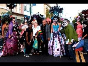 Dia De Los Muertos @ Downtown Vallejo   Vallejo   California   United States