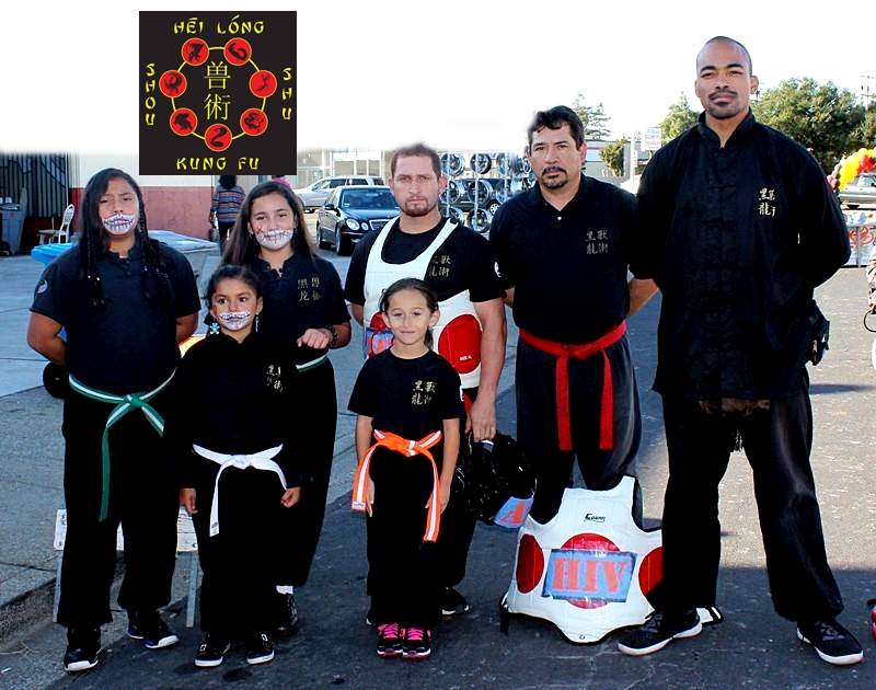 School of Chinese Martial Arts Vallejo