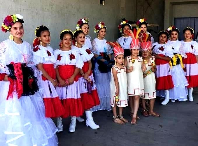 Quetzalli Ballet Folklorico AC Solano - Napa Valley