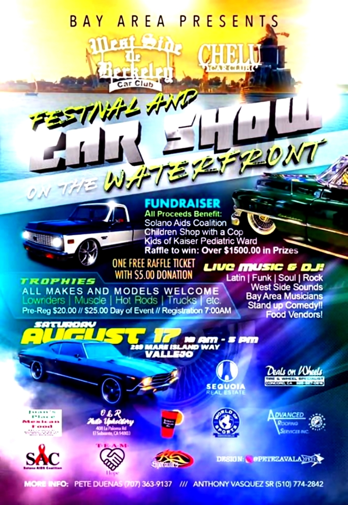 Vallejo Car show